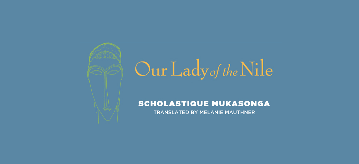 Our Lady of the Nile by Scholastiqemukasonga - rwanda genocide