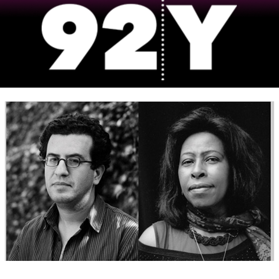 Scholastique Mukasonga with Hisham Matar at 92Y
