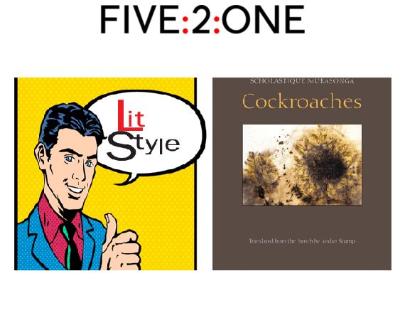 Five 2 One | Review : Cockroaches by scholastique Mukasonga