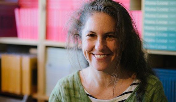 Jill Schoolman - Archipelago books founder and publisher