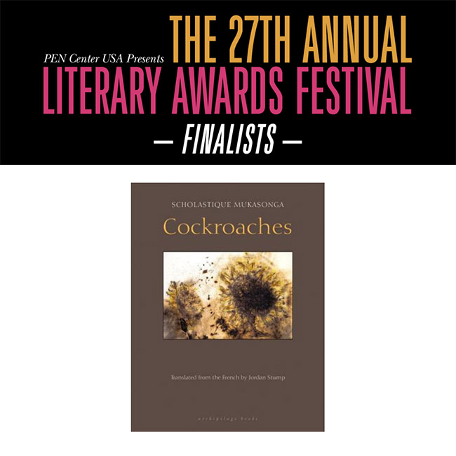 PEN Center USA, the West Coast center of PEN International, the world's oldest international literary and human rights organization, is pleased to announce its 2017 Literary Awards finalists