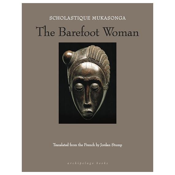 The Barefoot Woman by Scholastique Mukasonga - rwanda literature memoir genocide