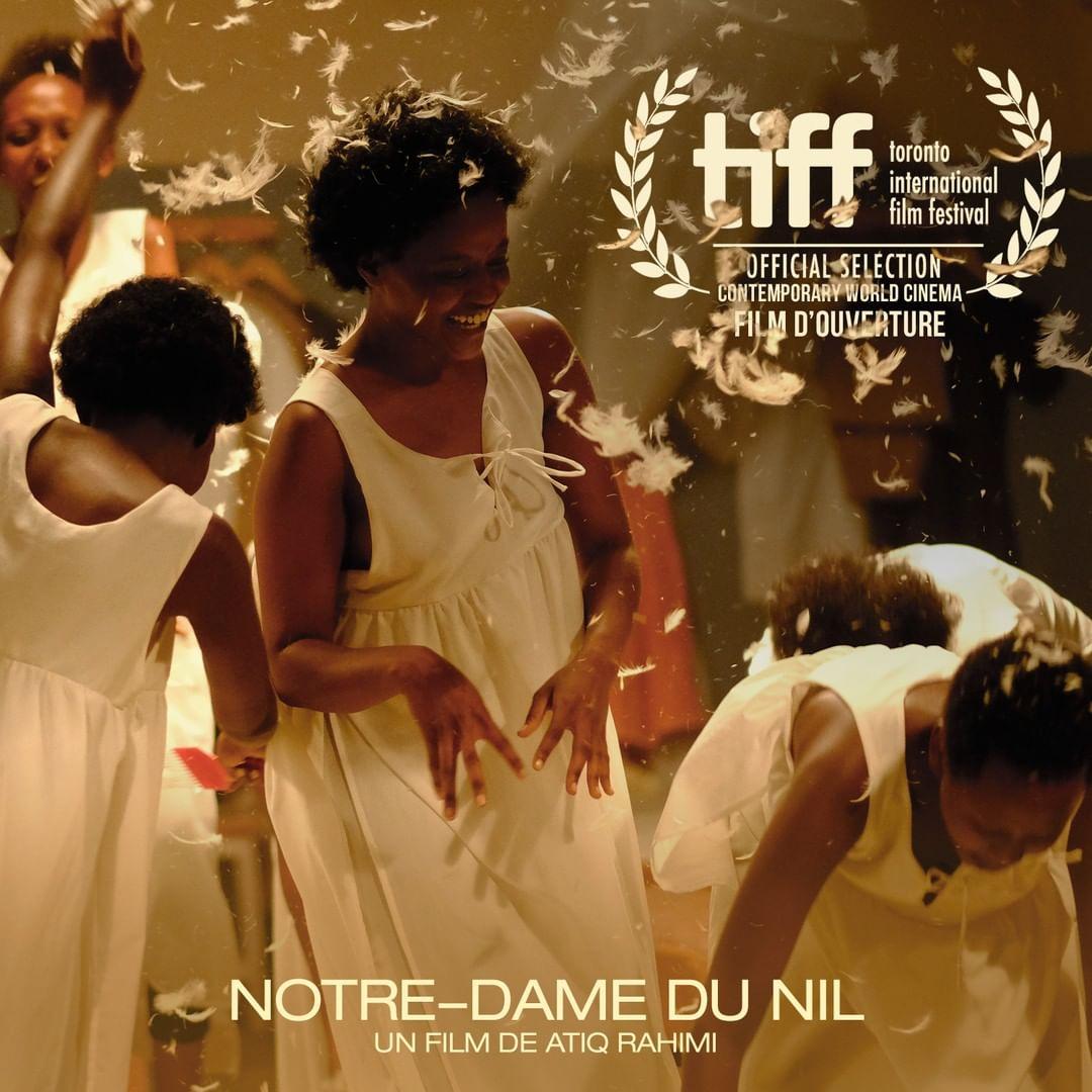 Our Lady of the Nile film world premiere on Toronto TIFF 2019, Rwanda, genocide, film
