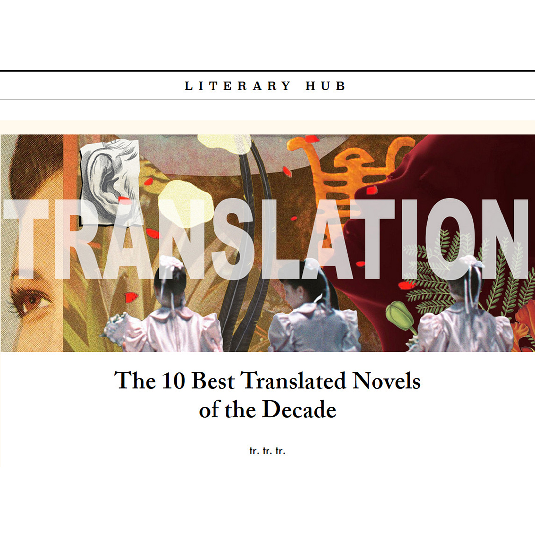 The 10 Best Translated Novels of the Decade
