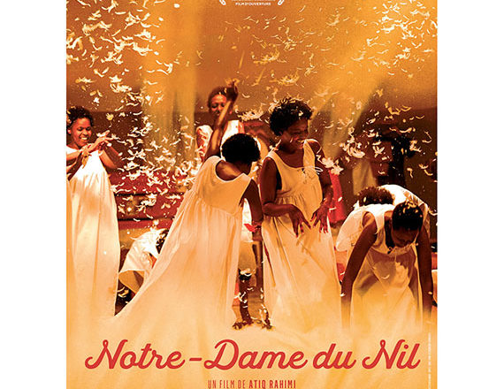 Our Lady of Nile film directed by Atiq Rahim from Scholastique Mukasonga's novel