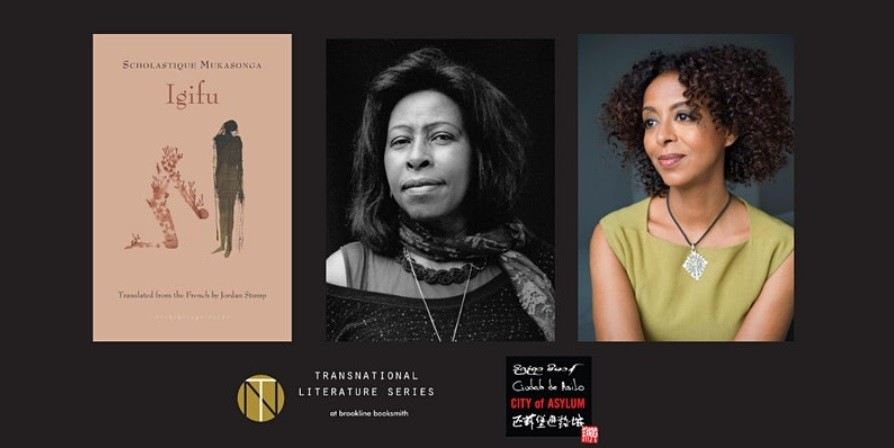 Join the Transnational Literature Series at Brookline Booksmith and City of Asylum Bookstore for a virtual event with Scholastique Mukasonga and Maaza Mengiste to discuss Mukasonga's latest book, Igifu.