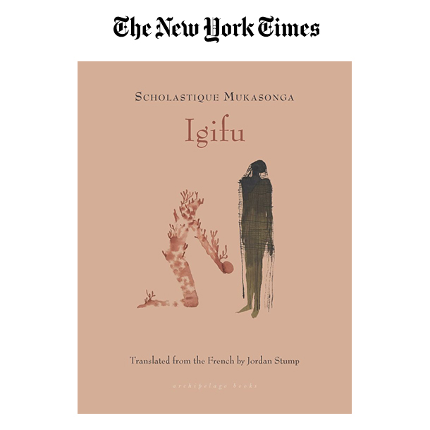 Jane Hu reviewed Igifu in The New York Times Books - Rwanda literature