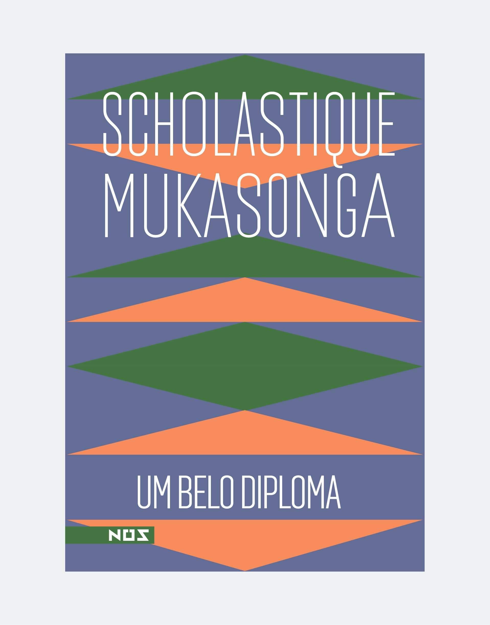 "New Book:""Um belo diploma"" - Scholastique Mukasonga - Rwandan - editora Nos Brazil"