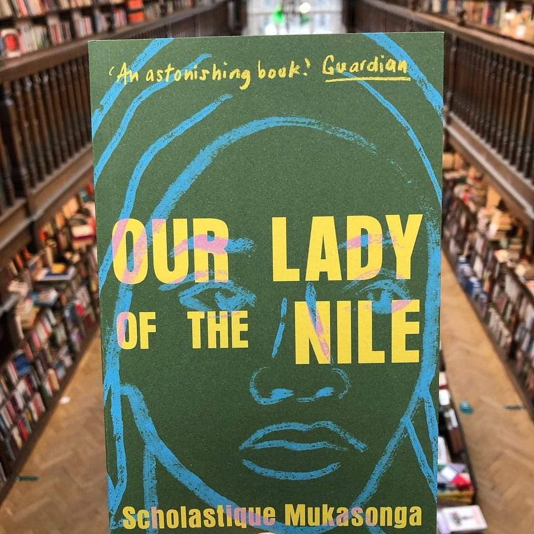 Our Lady of Nile - Daunt Books - Scholastique Mukasonga Rwanda
