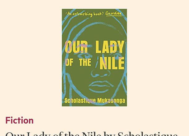 Financial Times Review Our lady Of Nile Rwanda memoir novel genocide Scholastique Mukasonga tutsi