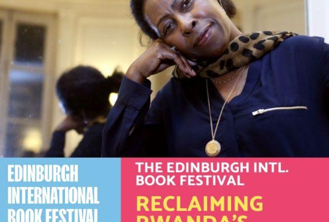 Edinburgh International Book Festival - Scholastique Mukasonga: Reclaiming Rwanda's Stories
