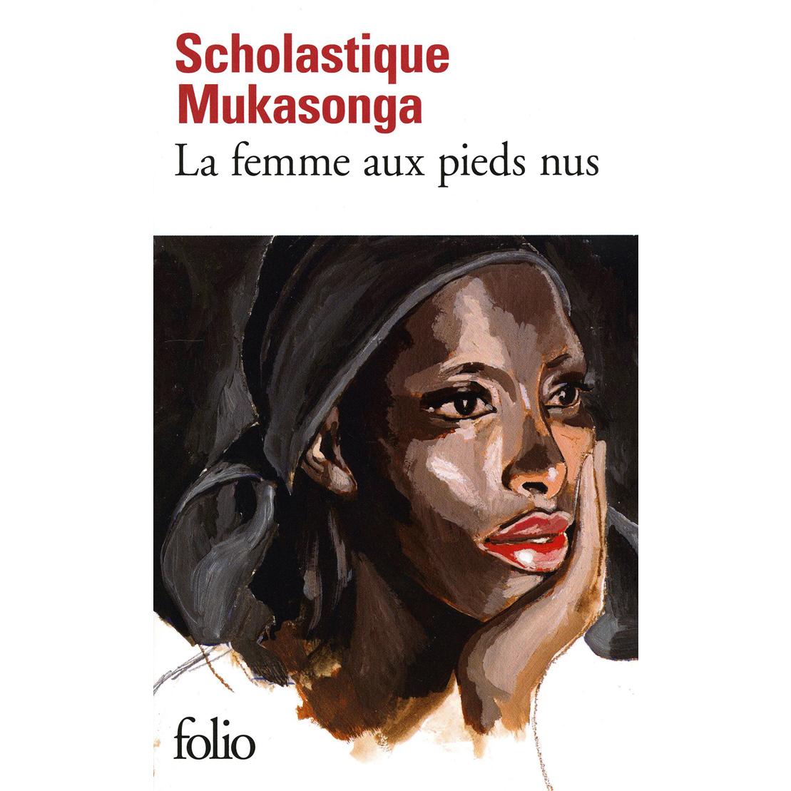 Folio La femme aux pieds nus