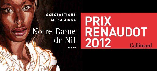 Notre-Dame du Nil – Prix Renaudot 2012
