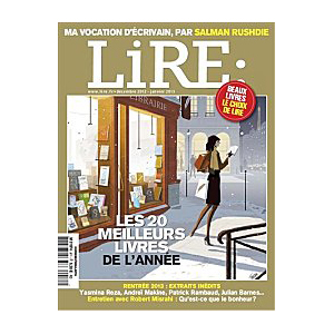 "Lire |  Frédéric Beigbeder : ""Mauvaise foi"""