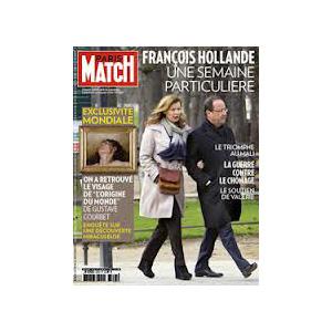 Paris Match - 7 fevrier 2013
