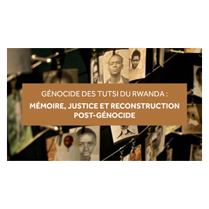 La Règle du jeu : Génocide des Tutsi du Rwanda