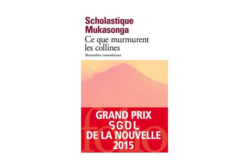 Grand Prix SGDL de la Nouvelle pour 'Ce que murmurent les collines'