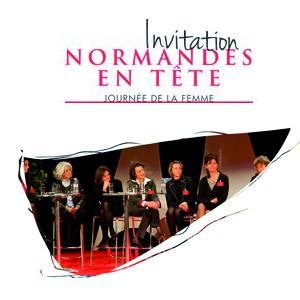 NORMANDES EN TETE 2015 / RENDEZ-VOUS LE 6 MARS