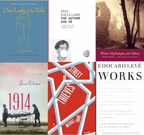 2015 Best Translated Book Award Longlist selected 'Our Lady of the Nile'