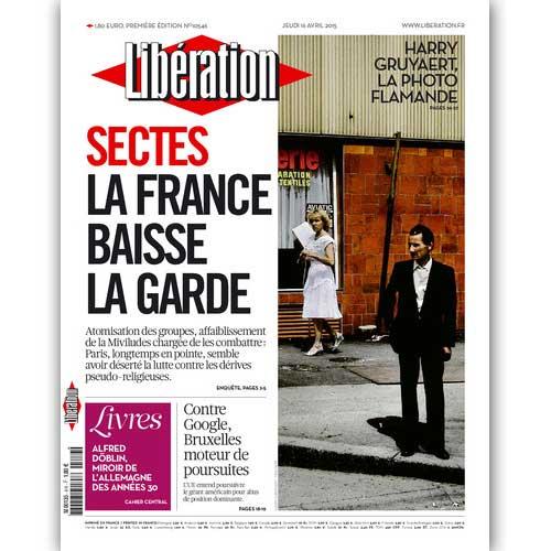 Libération : L'ogre et les enfants, un conte universel