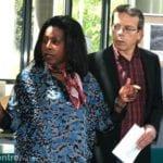 Rencontre avec Scholastique Mukasonga au Lycée Rotrou de Dreux