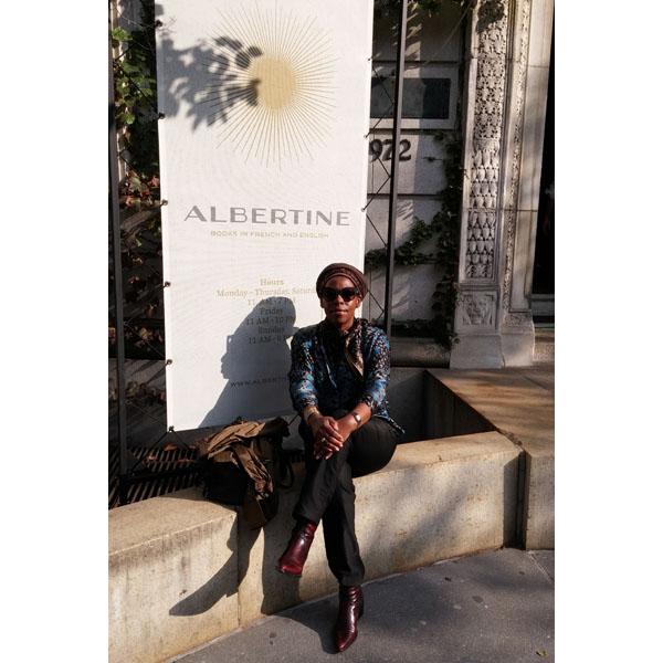 Librairie Albertine - New York - Scholastique Mukasonga
