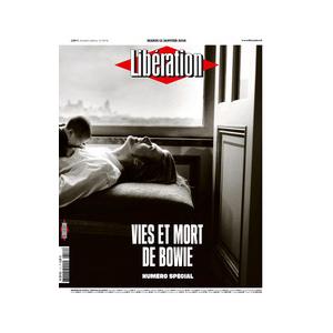 Libération du 12 janvier 2016
