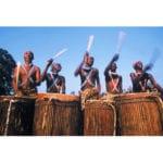 Tambours rwandais