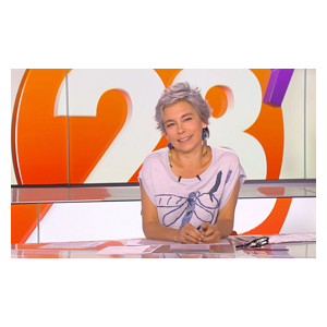 28 minutes présenté par Elizabeth Quin sur Arte TV