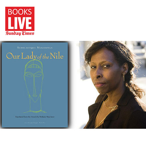 Books LIVE partage un extrait de 'Our Lady Of the Nile'