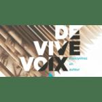 De vive voix - rencontre avec Scholastique Mukasonga à Saint-Jean Pied de Port