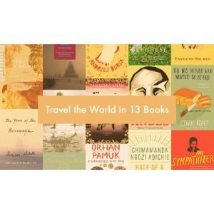Strand Bookstore sélectionne 13 livre pour voyager dans le monde