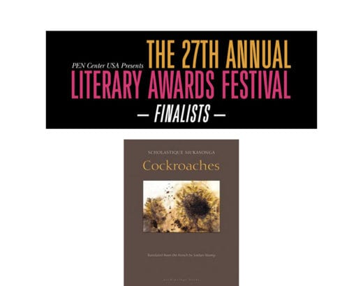 PEN Center USA Litterary Awards 2017