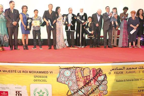 Festival du cinéma africain de Khouribga