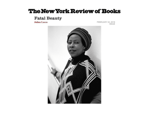 The New York Review of Books : Fatal Beauty