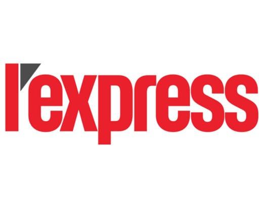 l'express magazine logo