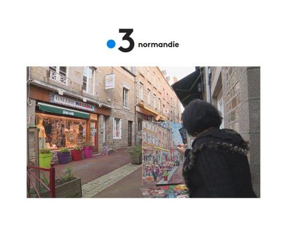 France 3 : Les Normands de coeur