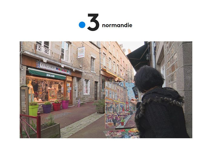 France 3 : Les Normands de coeur
