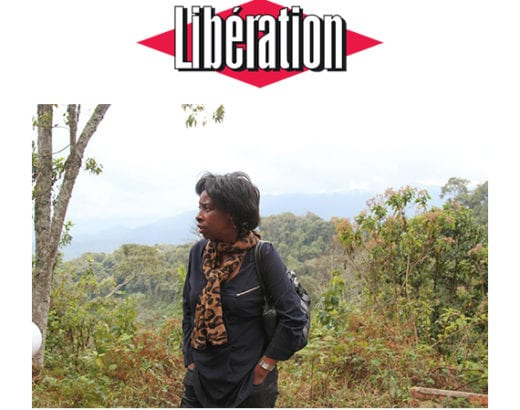 Libération - interview : «C'est par le savoir que j'ai échappé à la machette» Scholastique Mukasonga, Rwanda génocide 1994