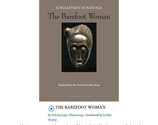 Kirkus Reviews : The Barefoot Woman by Scholastique Mukasonga, memoir Rwanda genocide