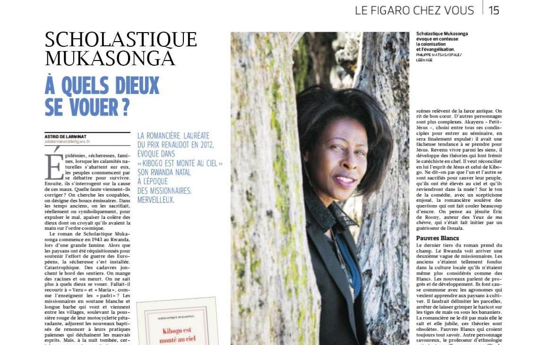 Le Figaro : A quels dieux se vouer ?