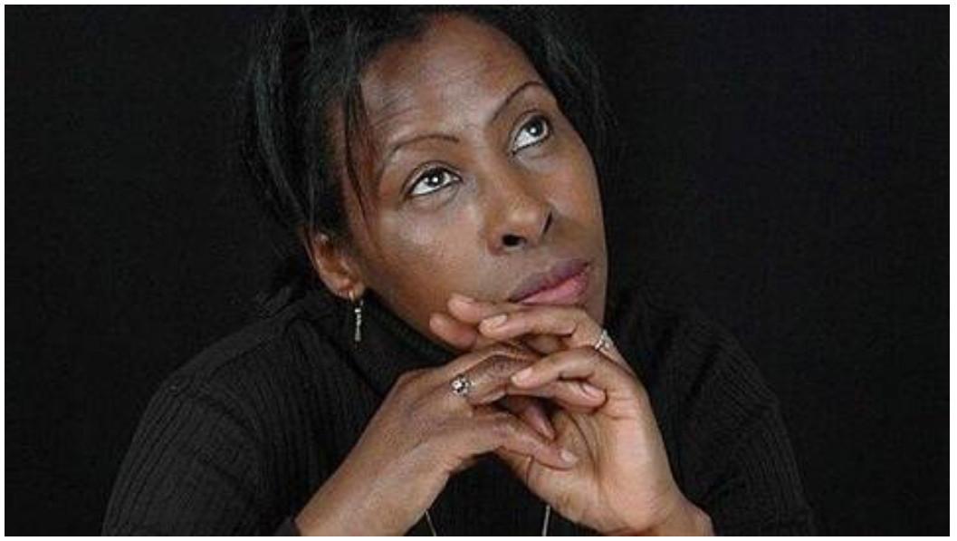 Scholastique Mukasonga, écrivaine rwandaise - Photo Catherine Hélie © Éditions Gallimard