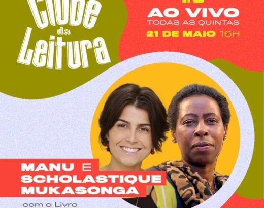Video Clube da Leitura : Manuela D'Ávila - Scholastique Mukasonga