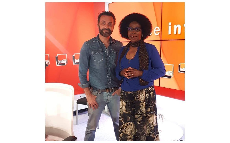 Boomerang avec Augustin Trapenard sur France Inter