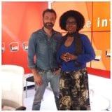 """Vous pouvez réécouter l'émission d'Augustin Trapenard Boomerang sur France Inter, intitulée """"Il était une fois Scholastique Mukasonga"""""""