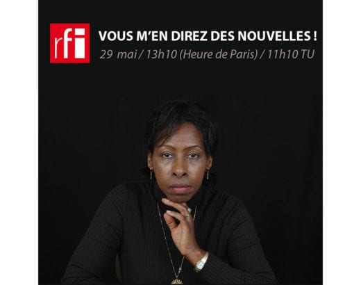 """RFI : """"Vous m'en direz plus"""" par Jean-François Cadet invite Scholastique Mukasonga"""