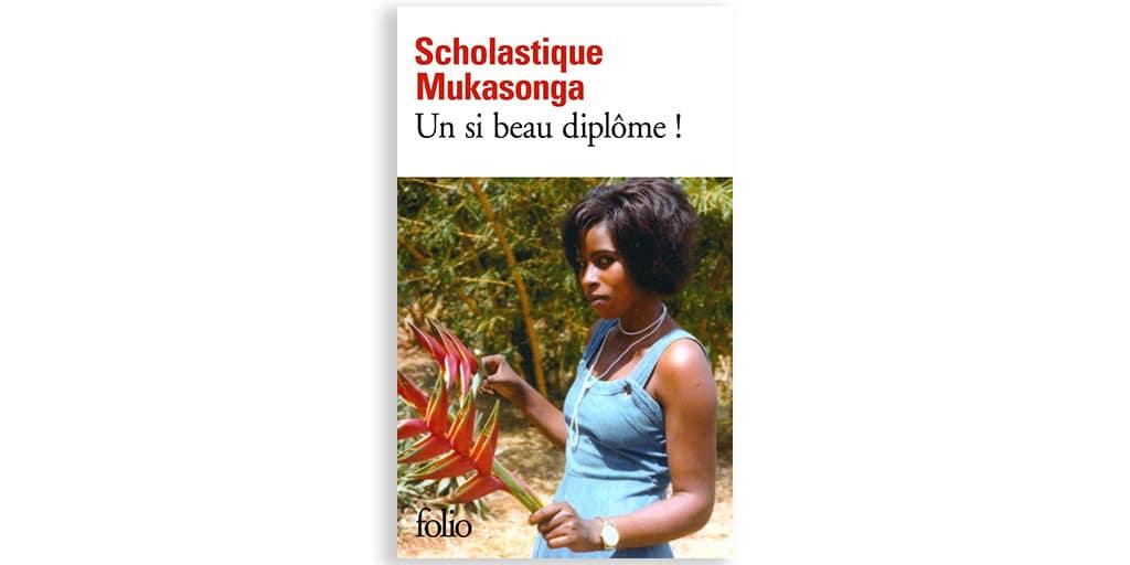En librairie: Un si beau diplôme ! (Folio)