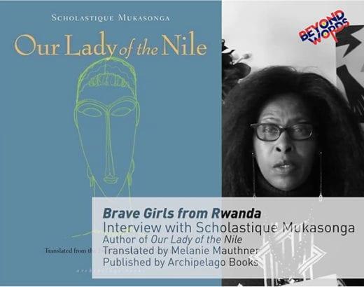 Institut Français : Brave Girls From Rwanda - Scholastique Mukasonga