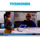 Vous pouvez revoir en vidéo mon interview par Nidhya Paliakara pour le Journal Afrique de TV5 monde.