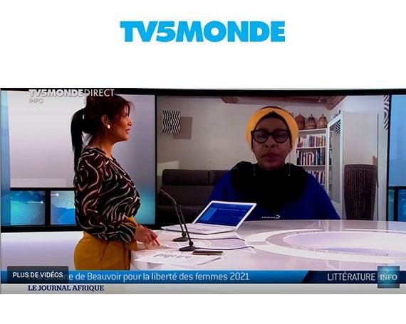 TV5 Monde Afrique : Droits de la femme